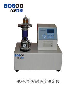 供应ZNP-A型纸张耐破度测定仪(百戈仪器)(图)