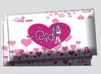 供应一见钟情手帕纸白色|新诺手帕纸|新诺抽纸|许昌新诺卫生纸