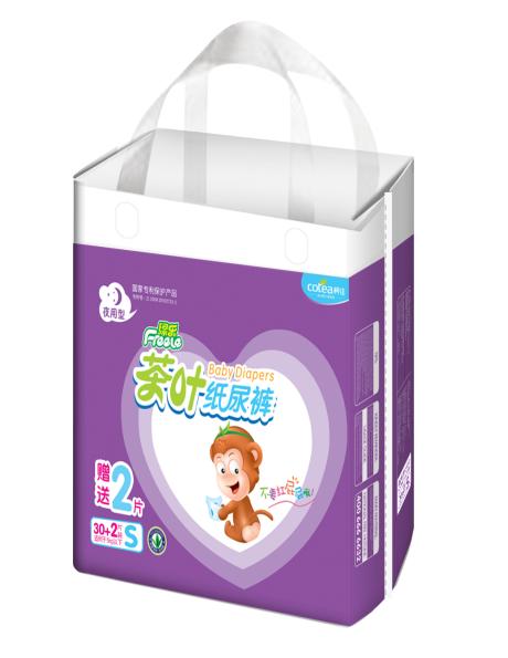 全国首创-茶叶纸尿裤招商