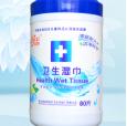黑龙江哈尔滨双骄80片桶通用卫生湿巾