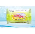 双骄10片启封果味柠檬湿巾