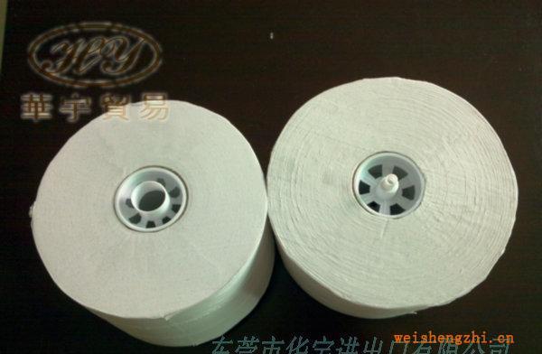 批发生活用纸500节双层卫生纸再生卷纸,可贴牌定做