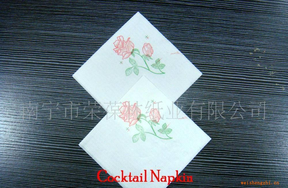 CocktailNapkin纸巾(图)