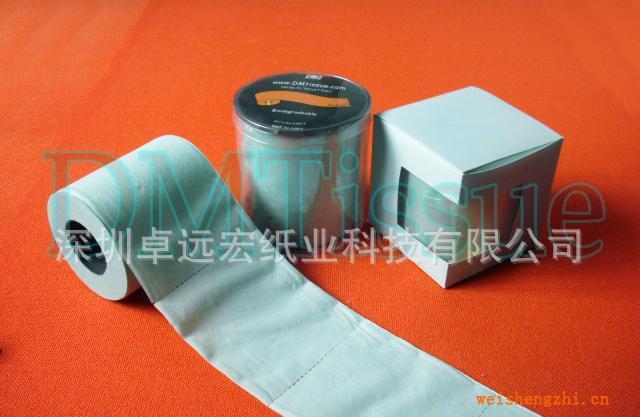 新颖彩色卫生纸/染色卫生纸/浅蓝色卫生纸