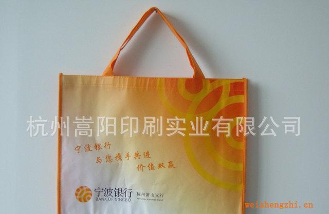 厂家专业供应布类包装袋覆膜环保无纺布袋