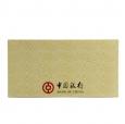 广州本色盒抽定制|生活用纸批发|卫生纸招商|中国银行盒抽定制