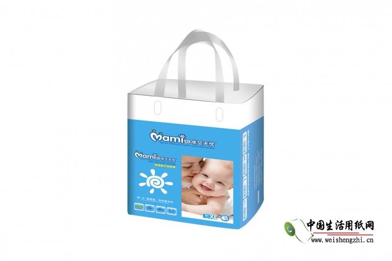 江西婴儿纸尿裤生产批发|新生儿纸尿裤厂家
