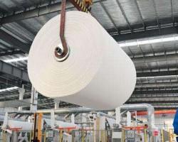 安德里茨为阿尔及利亚纸厂提供的卫生纸机成功开机