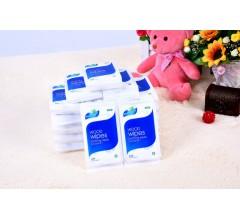 厂家直销湿巾10片便携式单片独立包装婴儿成人湿纸巾定制