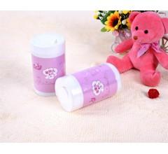 100片桶装婴幼儿手口湿巾湿纸巾家用装湿巾纸贴牌厂家