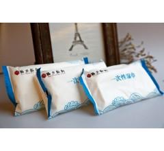 独立装宾馆清洁卫生湿巾酒店餐饮一次性湿毛巾厂家定制
