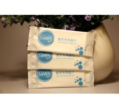 厂家直销单片湿巾独立包装定制一次性无纺布湿纸巾创意广告定做