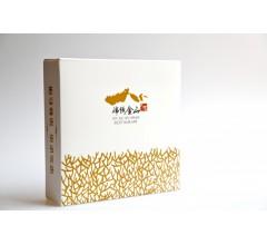 厂家定制广告盒抽纸巾印刷字logo正方形抽纸盒酒店纸巾餐巾盒
