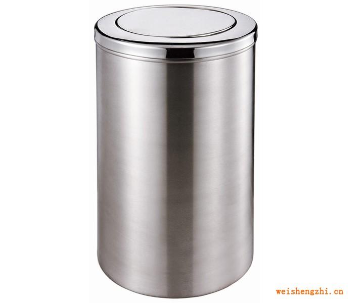 天津物业用品 港式座地垃圾桶